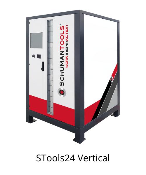 magazzino automatico STools24 Vertical Schumantools